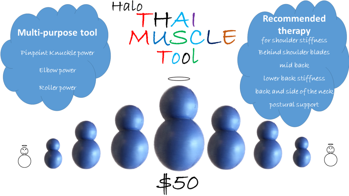 Thai Muscle Tool